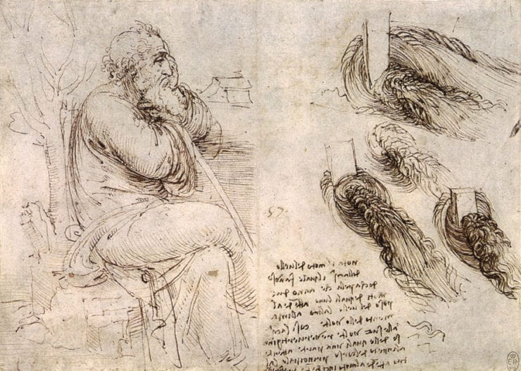 What was Cooking in Leonardo da Vinci's Kitchen? - In addition to being a gifted artist and polymath, Leonardo da Vinci was also a budding nutritionist. Read his thoughts on kitchen efficiency, diet and cooking.