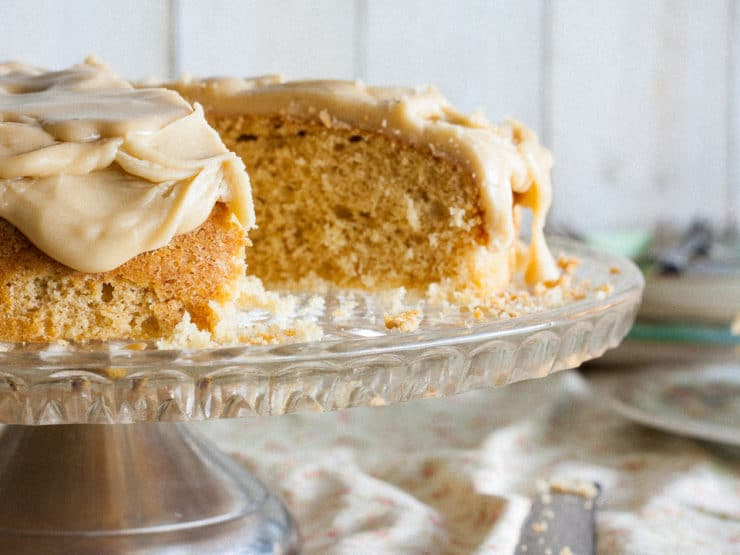 American Cakes: Cider Cake with Caramel Frosting - Food Historian Gil Marks presents a recipe and detailed history for this classic American cake.