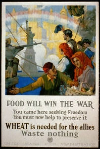 Food Will Win the War: Herbert Hoover & Meatless Mondays on The History Kitchen