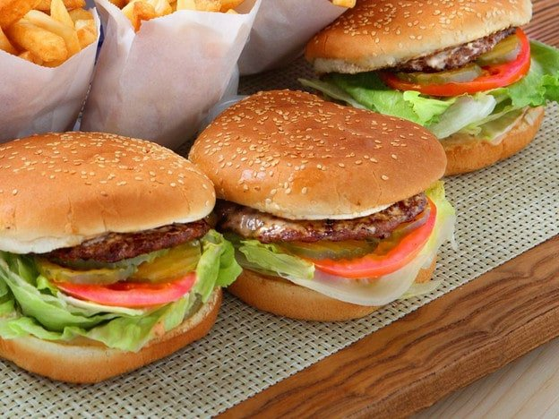 A Brief History of Hamburgers - Learn the origins of America's favorite sandwich, the hamburger! From German immigrants to roadside diners, burgers are a uniquely American treat.