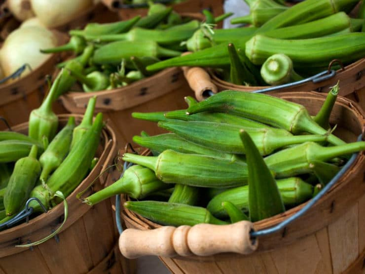 The Secret History of Okra - Learn the history of okra, from its ancient origins to its African American roots, then try a historically-inspired recipe for peppery okra soup.