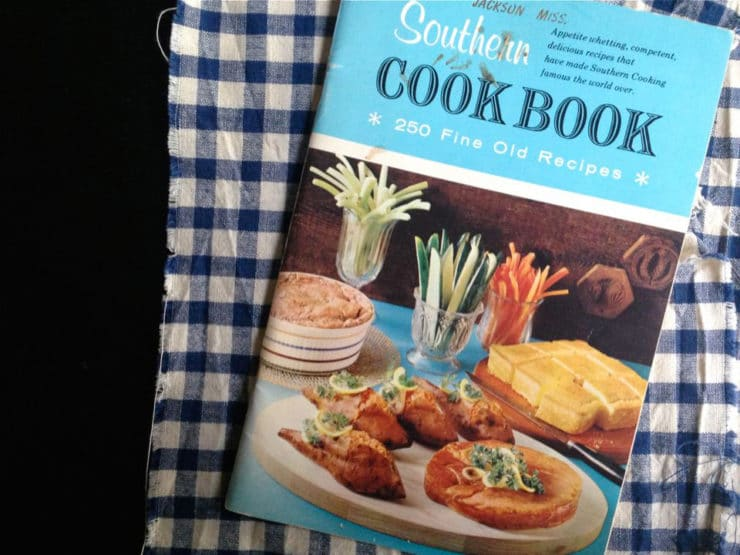 """Southern-Style Barbecue Sauce - Chef Louise Mellor shares a vintage 1965 recipe for Barbecue Sauce from """"The Southern Cookbook - 250 Fine Old Recipes."""" Bright, tangy, spicy and slightly sweet."""