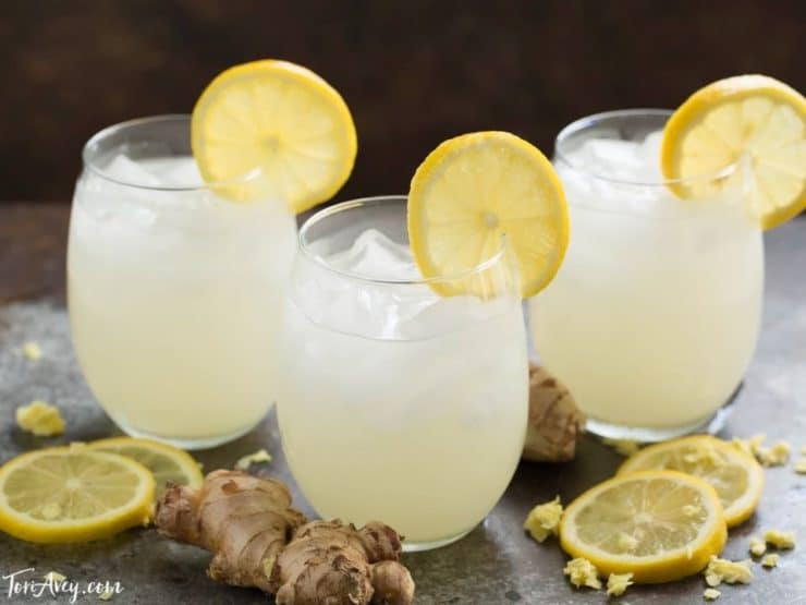 The Old Fashioned Way: Homemade Ginger Beer - Recipe and Video. Learn to make ginger beer (aka ginger ale) the old fashioned way, with fresh grated ginger and the power of active yeast. Step-by-step video below!