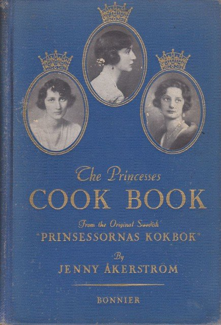 Swedish Lamb Stew with Pears from the Prinsessornas Kokbok #vintage #recipe