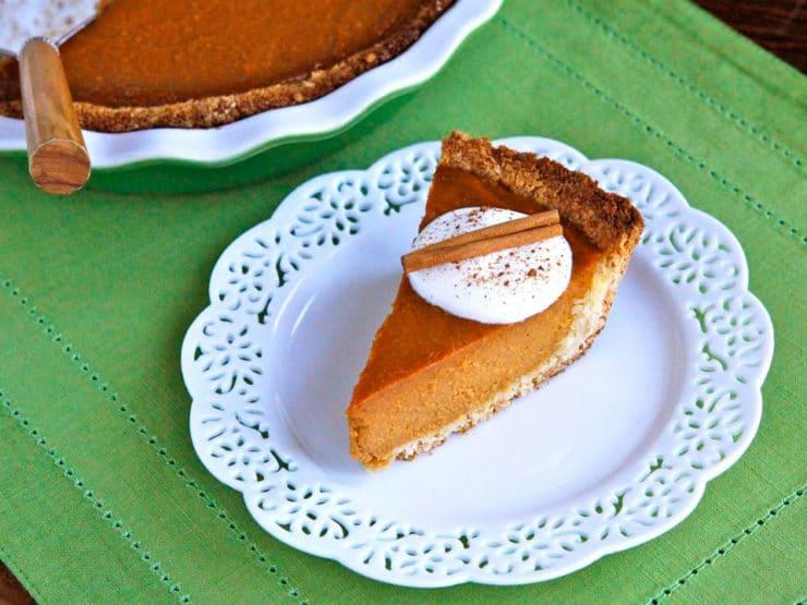 Dairy-Free, Egg-Free Coconut-Pumpkin Pie Recipes — Dishmaps
