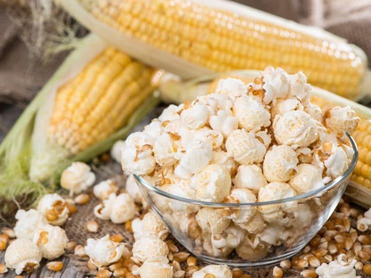 """Popcorn: A """"Pop"""" History"""