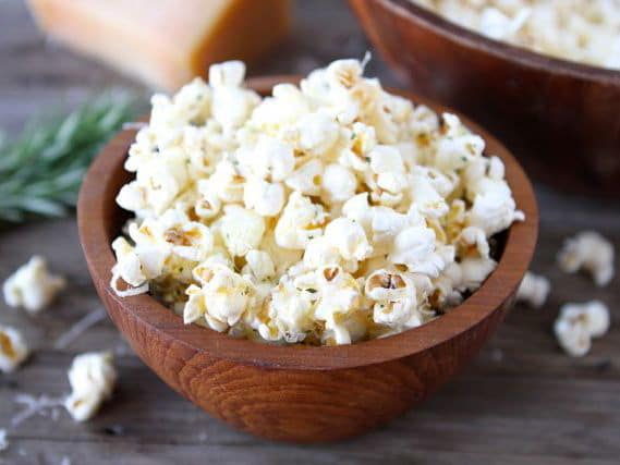 "Popcorn: A ""Pop"" History on The History Kitchen"
