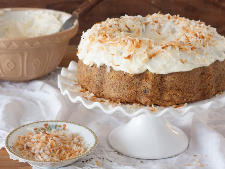 American Cakes – Carrot Cake