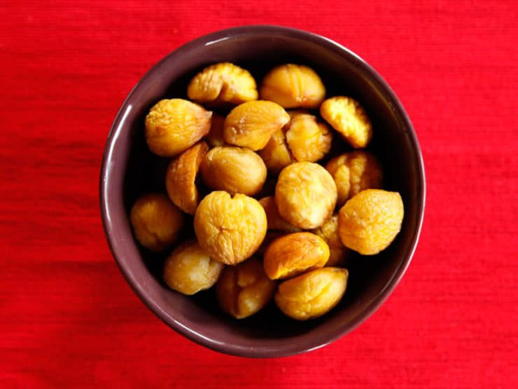 How to Roast and Peel Chestnuts - Simple Tutorial