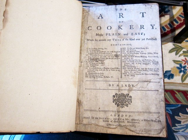 Ex Libris Anne Willan - The Journey of a Cookbook + Recipe for Financiers on The History Kitchen