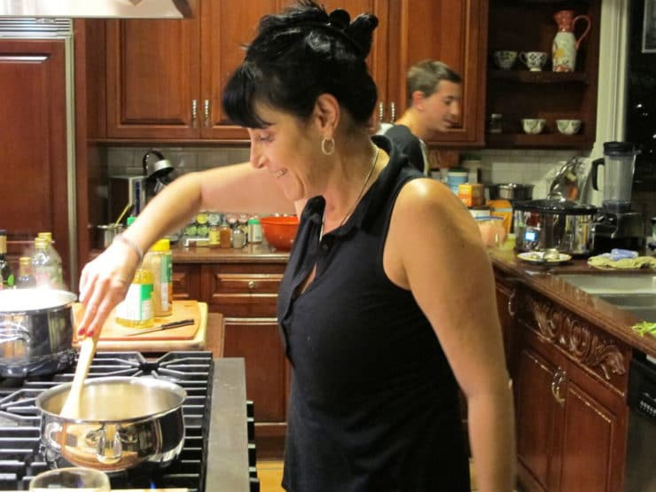 A traditional Ashkenazi Jewish family recipe for Polish Chicken Patties also known as ktzitzot. Israeli family cooking, comfort food.