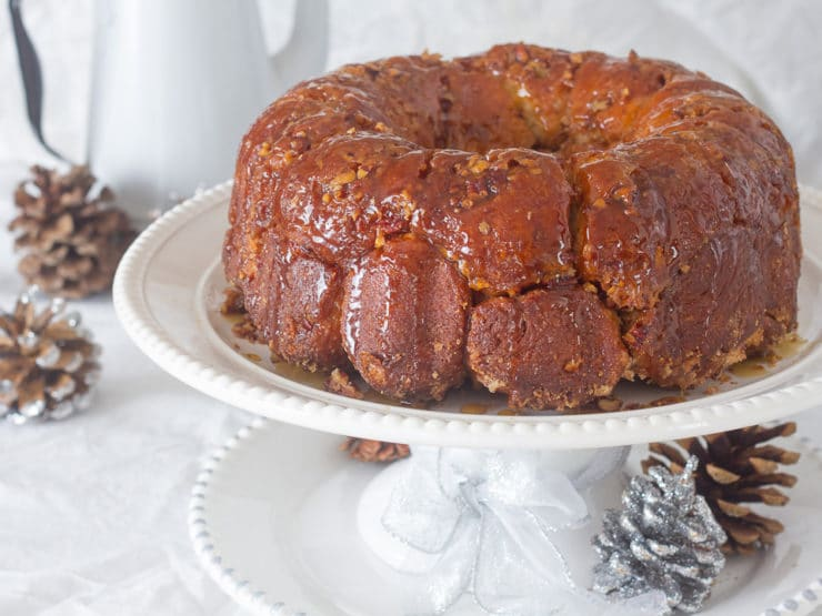 Food historian Gil Marks shares the history of Monkey Bread and a traditional recipe along with variations for this sweet treat in his regular column, American Cakes