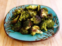 How to Roast Broccoli Whole and In Pieces - Easy Step-by-Step Tutorial