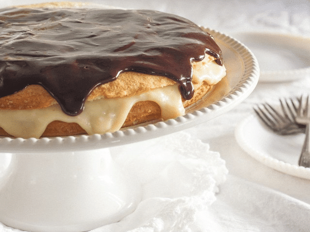 Boston Cream Pie from Gil Marks