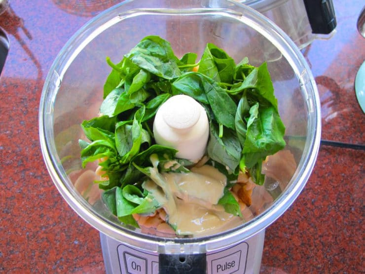 White Bean Basil Pesto Hummus - Healthy and Delicious Mediterranean ...