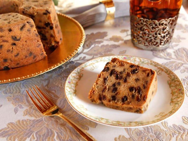 American Cakes – Kentucky Bourbon Cake