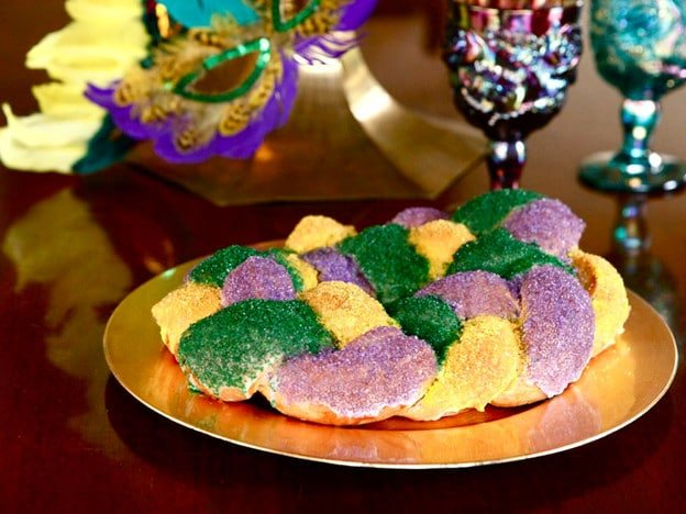 American Cakes Mardi Gras King Cake Recipe And History