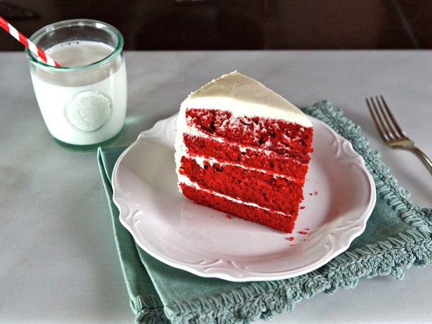 American Cakes - Red Velvet Cake History and Recipe