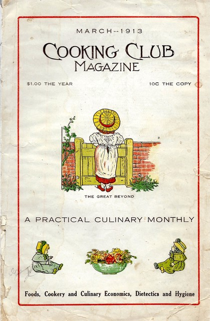 CookingClubMarchCover