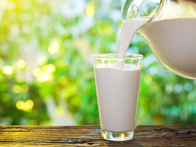 Why I Switched to Organic Whole Milk by Tori Avey