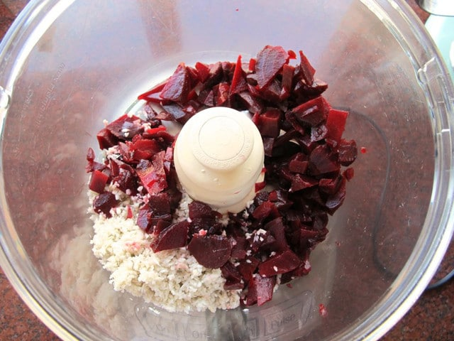 Prepared Horseradish Three Ways - Plain, with Beets and Cream Style, Easy Recipe Tutorial