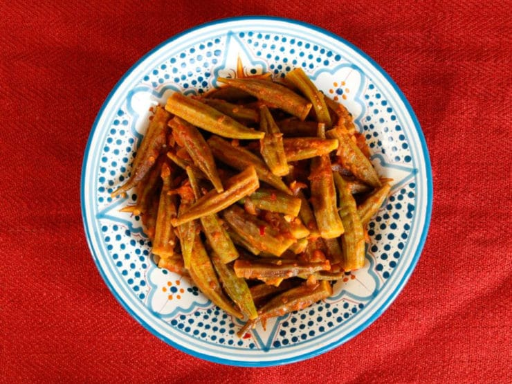 Middle Eastern Okra – Bamya