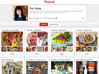 Tori Avey's Passover Pinterest Boards