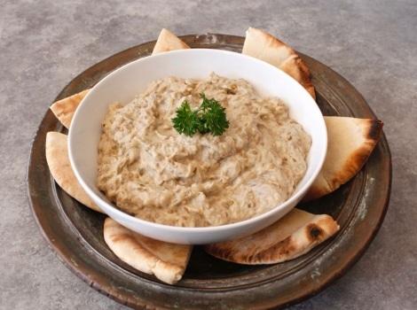 Creamy Baba Ghanoush