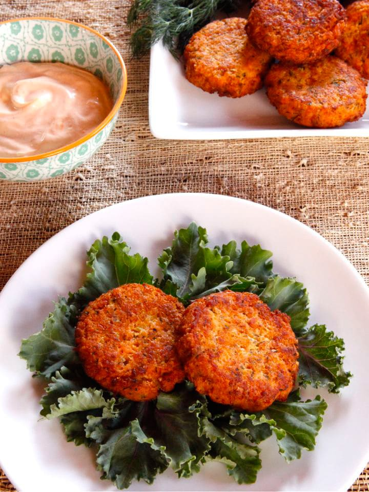 Spicy salmon cake recipes