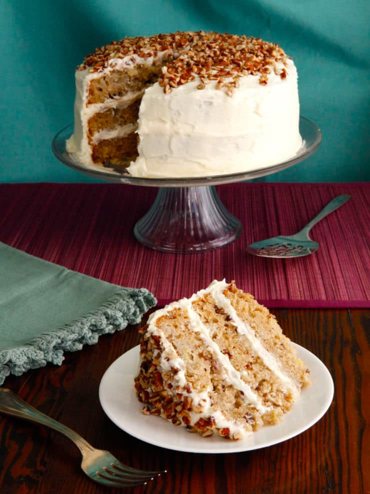 The history of the Hummingbird cake