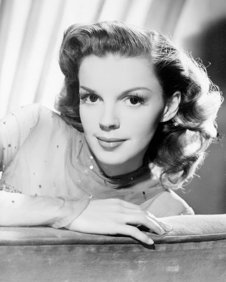 Judy Garland's Favorite Salad Recipe - Learn about the life of Judy Garland and celebrate her birthday with her very own crisp vegetable salad recipe with homemade French dressing.
