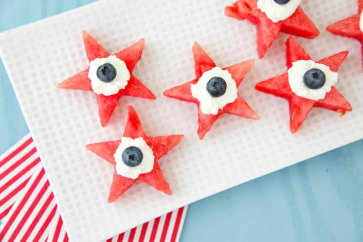 4th of July Recipe Roundup - Delicious Summer Independence Day Recipes