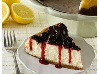 The history of cheesecake and a traditional recipe for New York Cheesecake from food historian Gil Marks on The History Kitchen #NationalCheesecakeDay #History