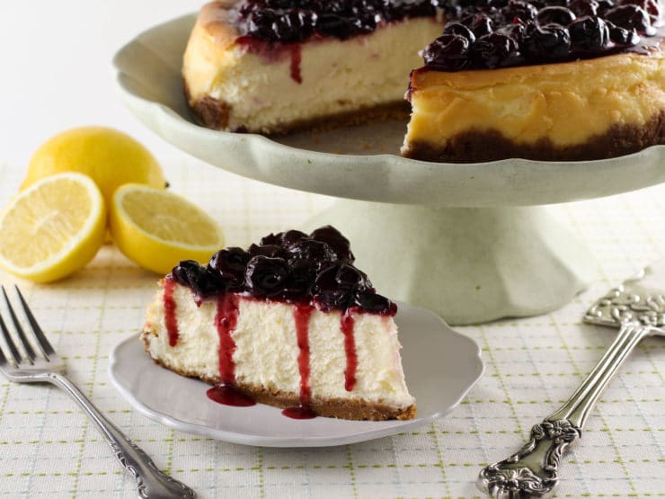 American Cakes – New York Cheesecake