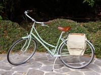 I got a bike! It's a Linus Dutchie. Isn't she beautiful? My New Biking Obsession on ToriAvey.com
