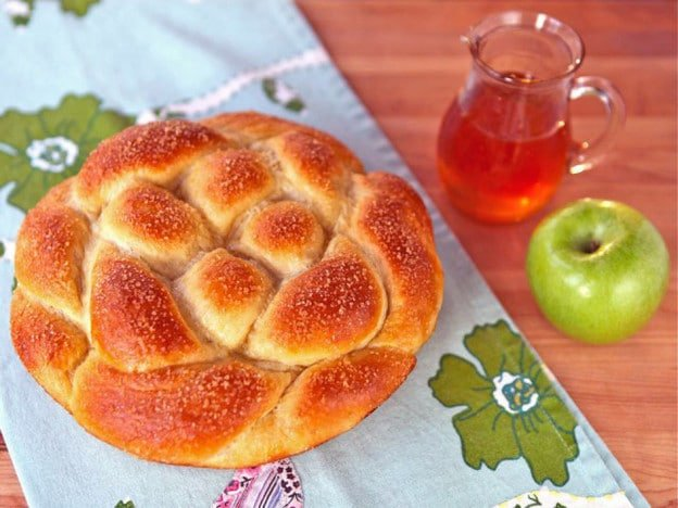 Rosh Hashanah Recipes - A delicious collection of tried and true Rosh Hashanah kosher holiday recipes with reviews and step-by-step photo tutorials for a sweet new year!