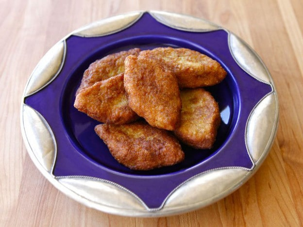Sephardic Leek Patties