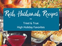 Rosh Hashanah Recipes Pinterest Pin on Tori Avey | ToriAvey.com