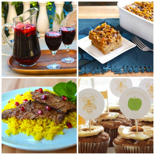 Delicious Jewish Holiday Recipes