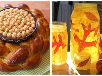Sukkot Recipes - Jewish Holiday Recipe Ideas