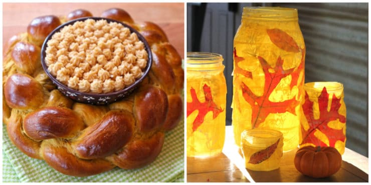 Sukkot Recipes
