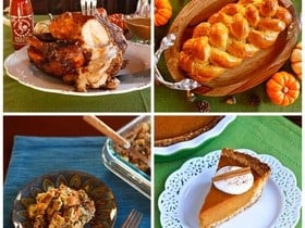 Thanksgiving Recipe Roundup - Favorite Holiday Recipes from ToriAvey.com