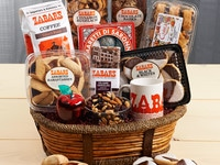 Zabar's Basket Giveaway on ToriAvey.com - Enter to Win #contest