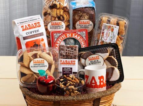 Zabar's Classic Basket Giveaway