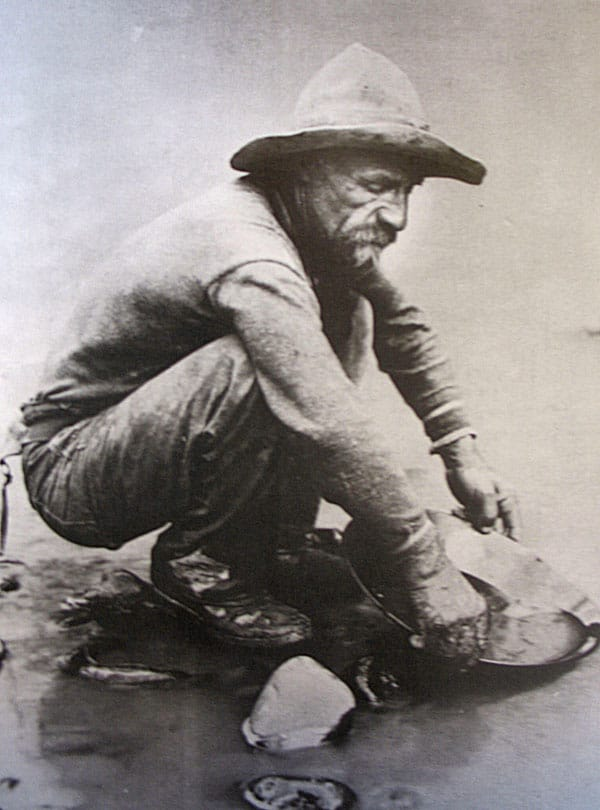 Foods of the California Gold Rush: What The Forty-Niners Ate - What did miners eat during the Gold Rush? Learn about the food culture of California after gold was discovered at Sutter's Mill.