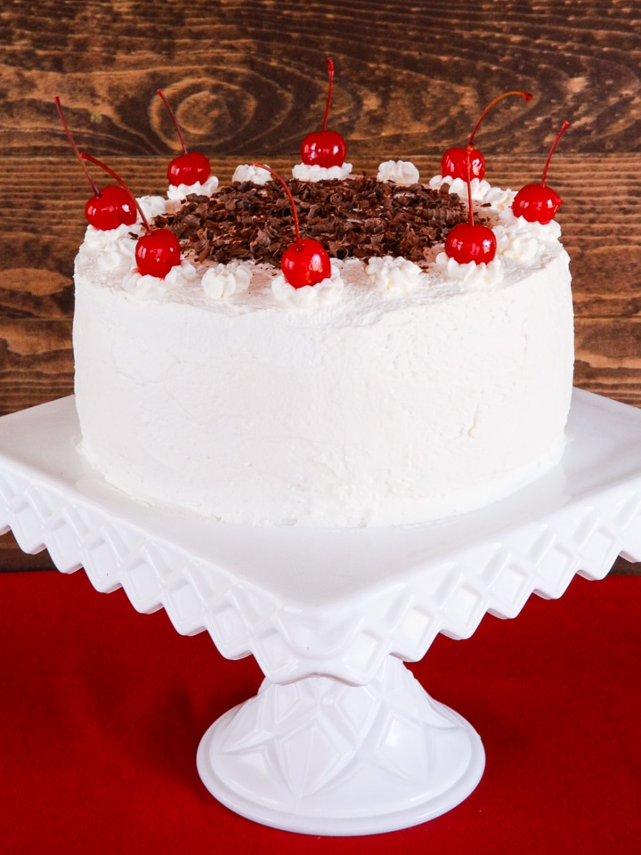 American Cakes Black Forest Cake Recipe And History From Food Historian Gil Marks Chocolate