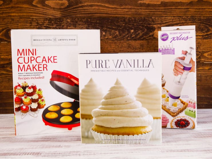 Mini Cupcake Baking Giveaway