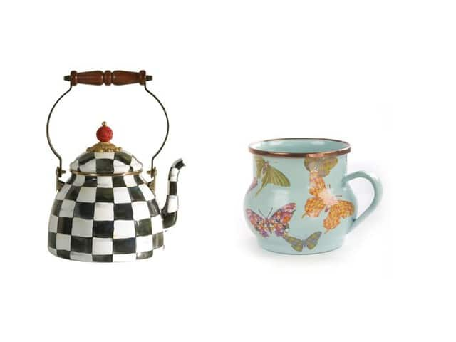 Tori's Friday Favorites - MacKenzie-Childs Tea Set Giveaway