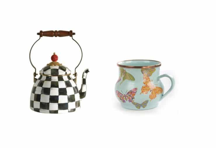 Tori's Friday Favorites – MacKenzie-Childs Tea Set Giveaway