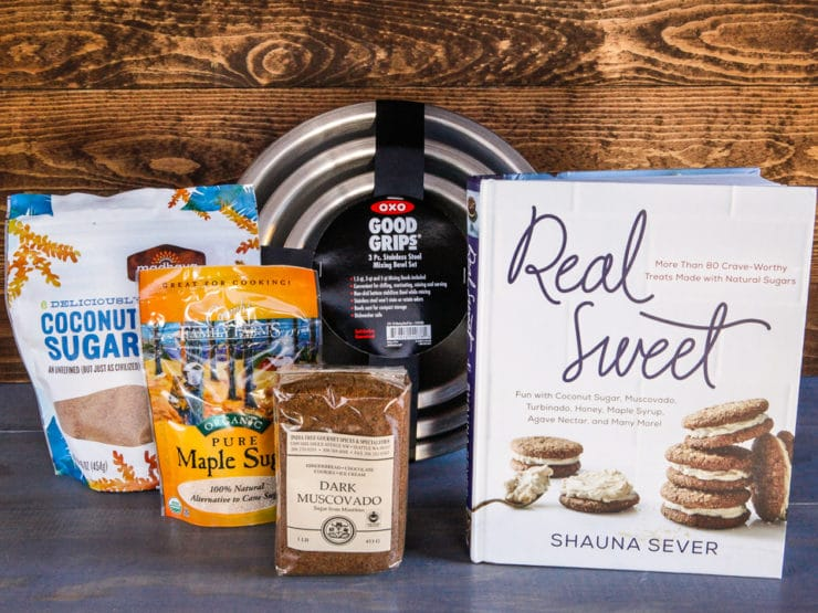 Tori's Friday Favorites – Real Sweet Baking Giveaway